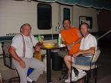 Rick, Jeff and Kenny  4th of July celebration  -----------  >>>>>