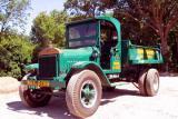 1929 MACK AB Dump Truck