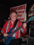 Walter Kane bass guitar