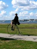 The cyclist ~ September 10th