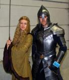 Great LOTR costumes!