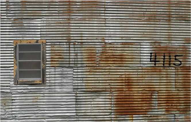 19th - Tin Wall