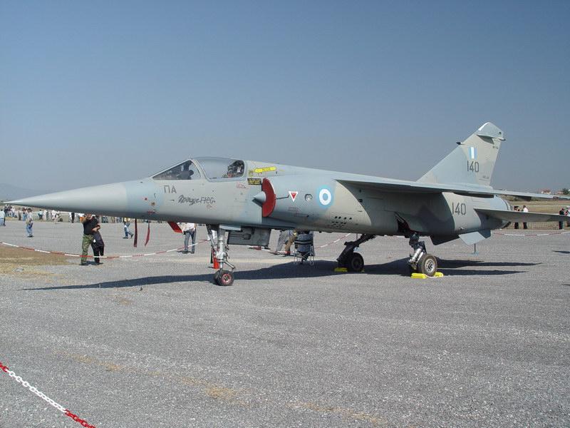 Greece Mirage F1CG