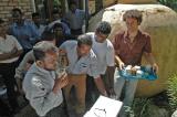 A UV Tube system installed at Sarvodaya HQ, a Sri Lankan NGO that partners with Cantaro Azul