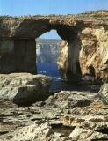 Rock Arch on Gozo