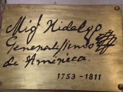 ¿Sabías que el cura Miguel Hidalgo y Costilla murió a los 58 años de edad?
