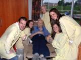 Dudley Bristow and Grandchildren August_2005