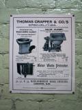 June 12 2005:Thomas Crapper