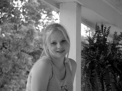 Olivia black and white