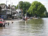 2nd slipway on Embankment looking upriver.