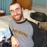 Jake, May 2005 at Bethesda Rehab Center