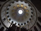 Ceiling at the Church of the Holy Sepulchre