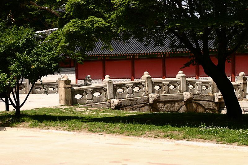 the oldest bridge in Korea