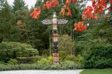 Totem Pole Garden