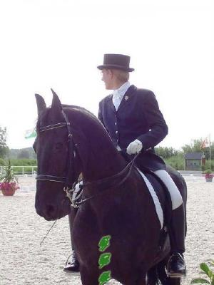Beike at competition