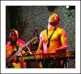 Femi Kuti, Byron Bay Bluesfest, 2004