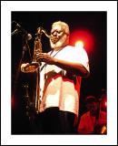 Pharoah Saunders, Byron Bay Bluesfest, 2004