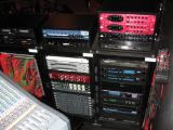 Rack gear in theatre