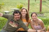 Alessandro, Laura e Alessandra
