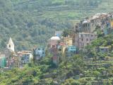 Leaving Manarola