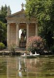 Rome: Park Villa Borghese