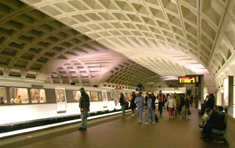 LEnfant Plaza Metro Station