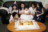 Thy Nga 1st Birthday