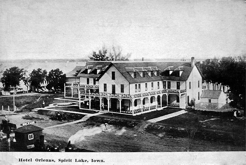 Orleans Hotel 1912