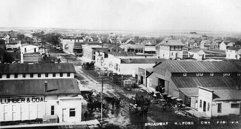 Milford 1914