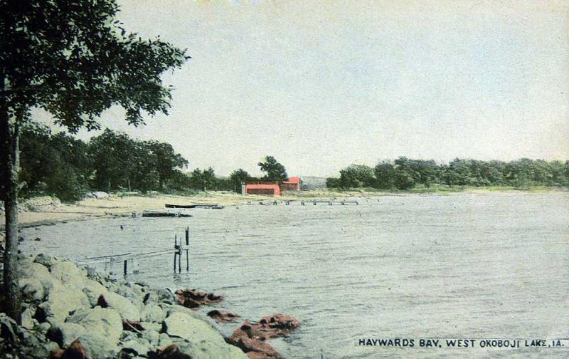 Haywards Bay 1916
