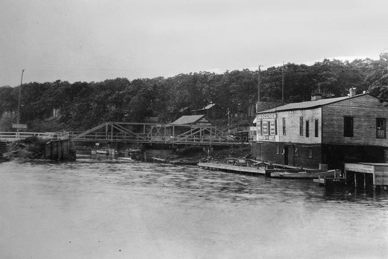 Old Okoboji Bridge