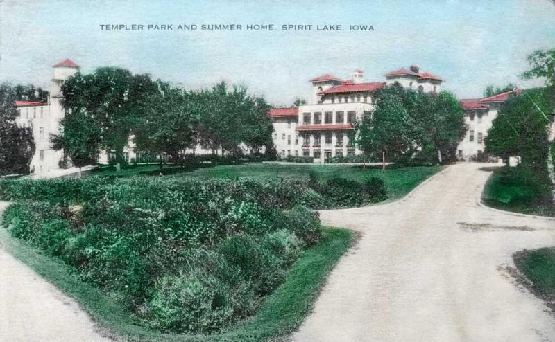 Templar Park 1936