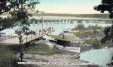 RR and Wagon Bridge