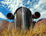 October 30, 2005 - Dead Car, Bodie Ghost Town