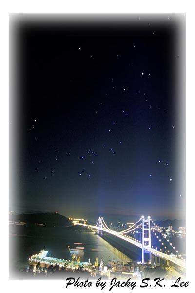 Tsing Ma Bridge - Star «C°¨¾ô¬PªÅ