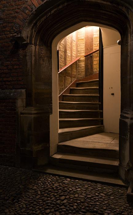 Staircase E