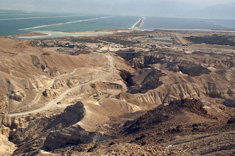 The Dead-Sea view