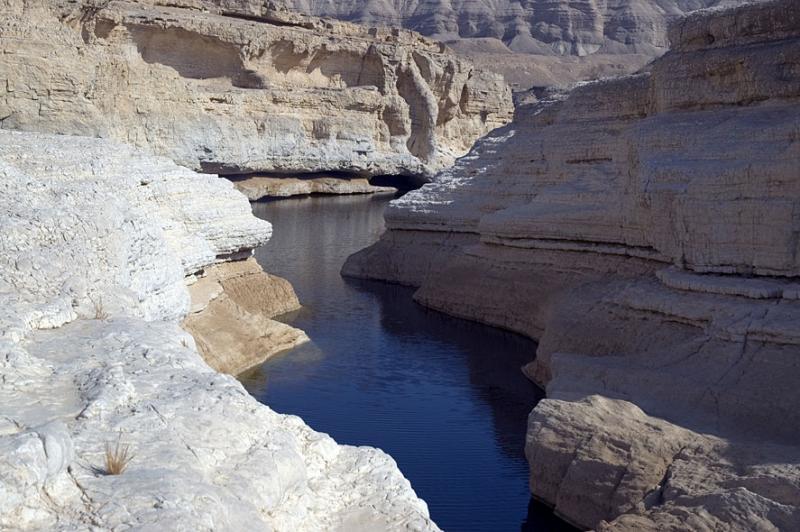 A river?!