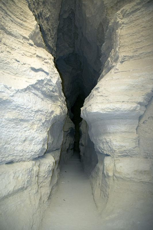 Flour Cave - inside