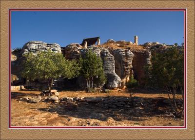 The rock garden of Kisra