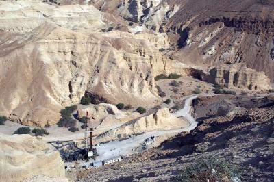 The Zohar canyon
