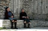 Greek women in Vikos