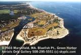 Green Harbor Aerial
