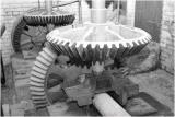 gears linked to the main drive shaft