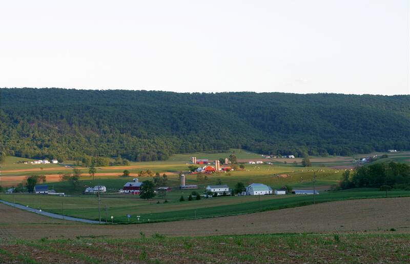 Valley overview