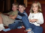 Sam, Lewis and Carolyn Bell