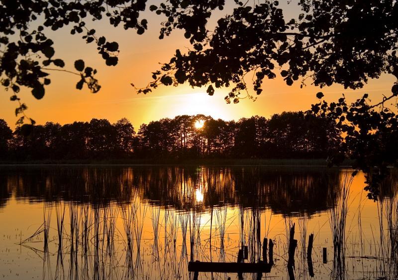 Mazury Sunset  2