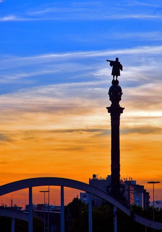 Estatua de Colon