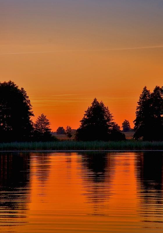 Mazury Sunset  4