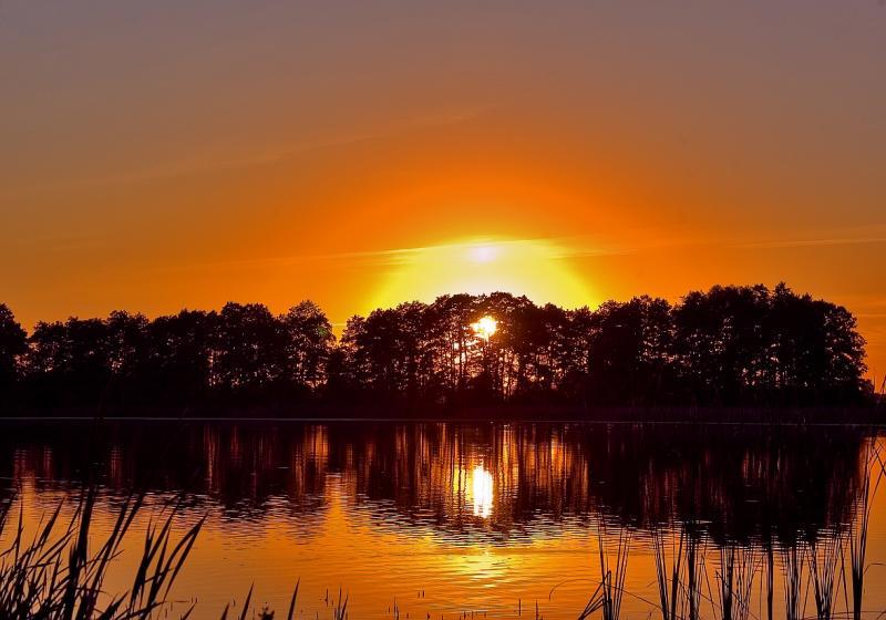 Mazury Sunset  5